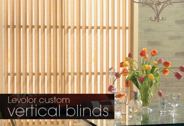 levolor vertical blinds. LEVOLOR:Vertical Blinds Levolor Vertical S