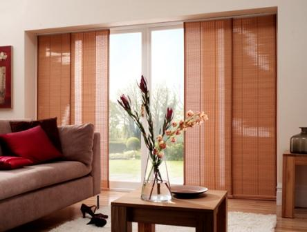 Merveilleux Panel Track Blinds Sliding Panel Tracks Are Perfect For Patio Sliding Doors,  Large Walls Of Glass Or Even As A Room Divider. They Are Made In A Variety  Of ...